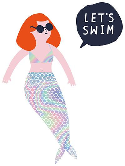 Hema Shiny Mermaid