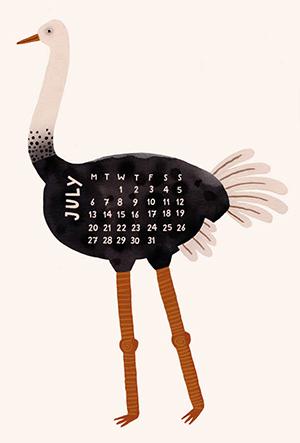 Niko Niko Plan & Grow calendar