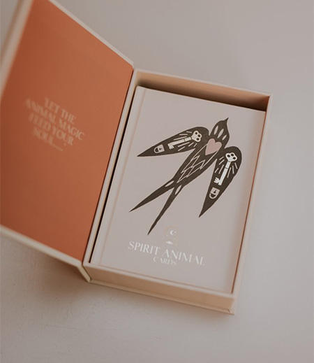 Spirit Animal Cards